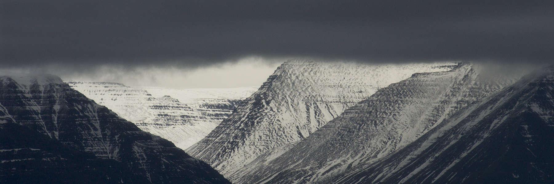 Blönduhlíðarfjöll, Iceland
