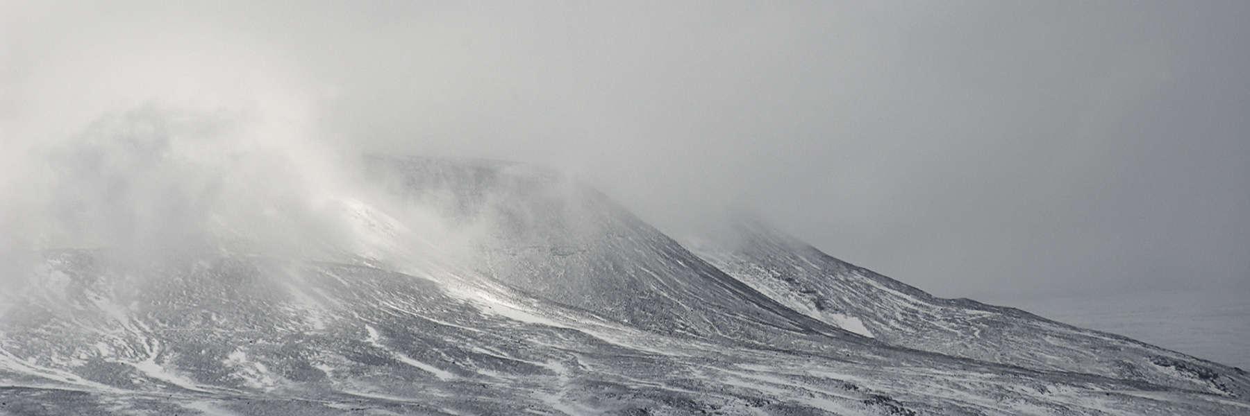 HAFRAFELL, Iceland