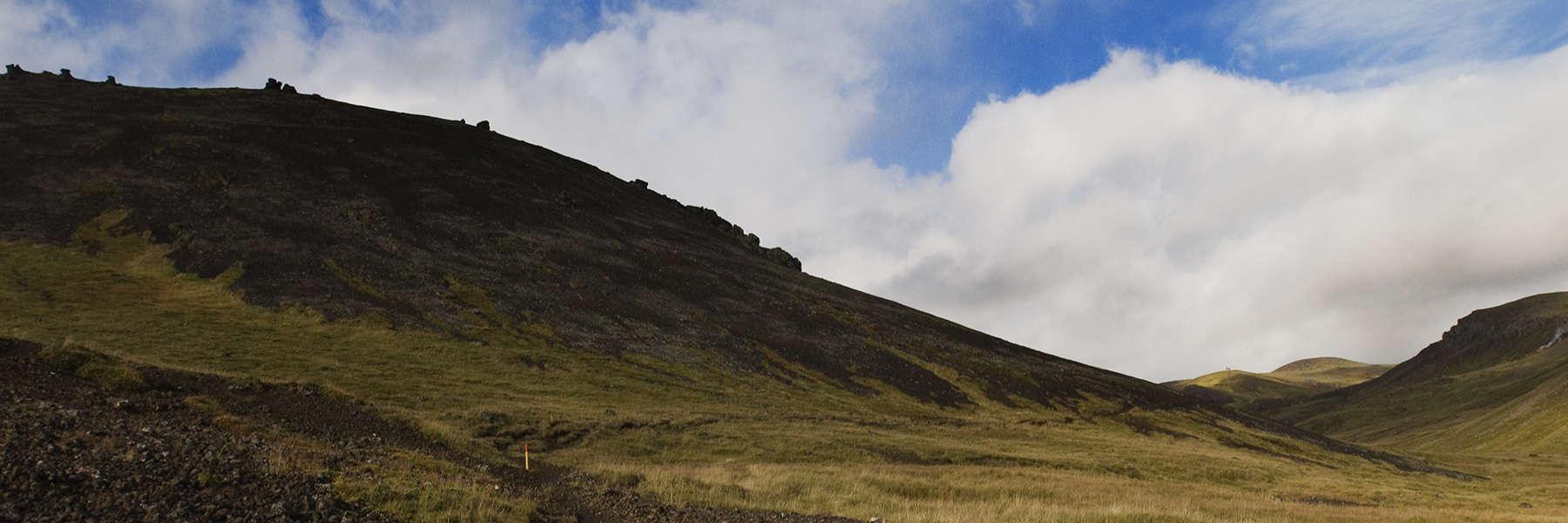 Dalafell, near Hveragerdi, Iceland