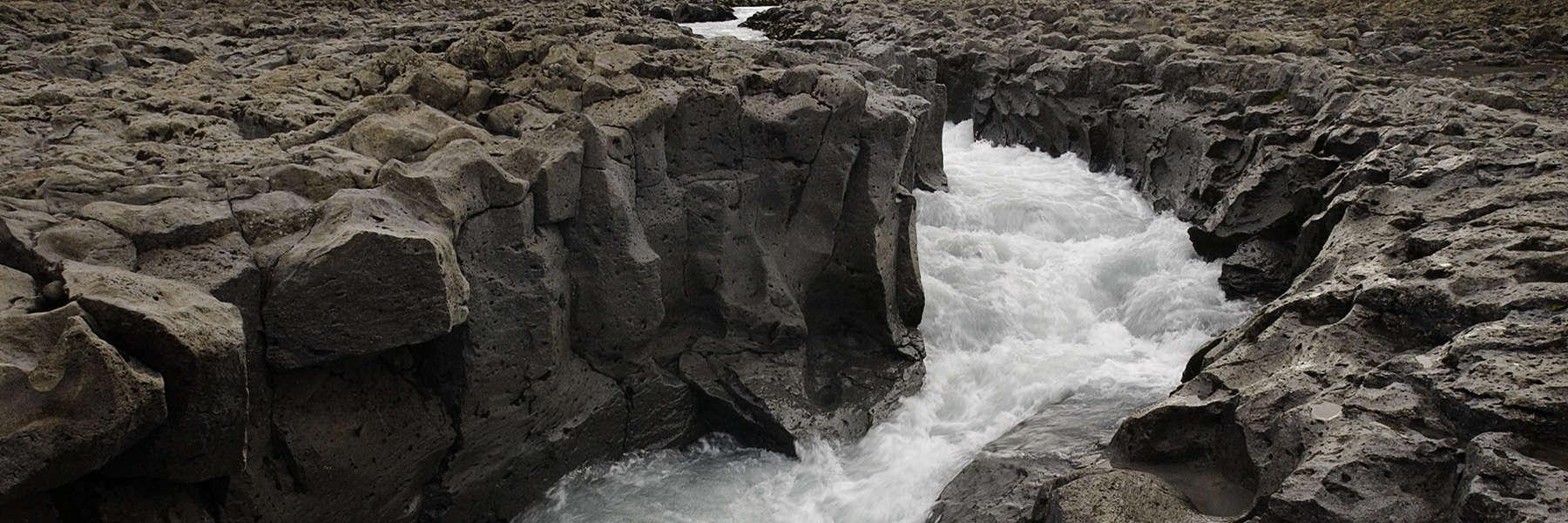 Geitlandshraun, Iceland